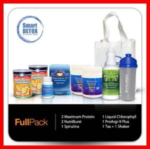 Jual Smart Detox Full Pack