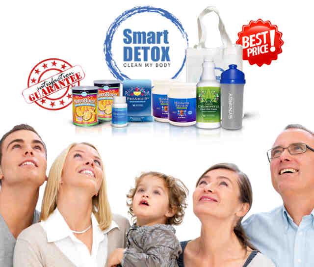 Agen Smart Detox Terpercaya