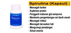 Manfaat Spirulina dalam Paket Smart Detox